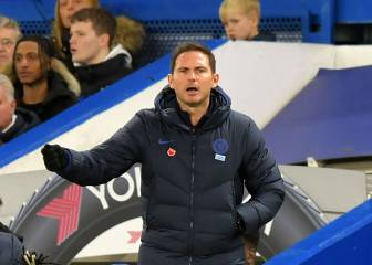 Lampard wants Chelsea players to show more personality