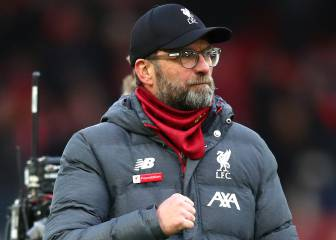 "Klopp: ""I won't celebrate until VAR tells me it's a goal"""