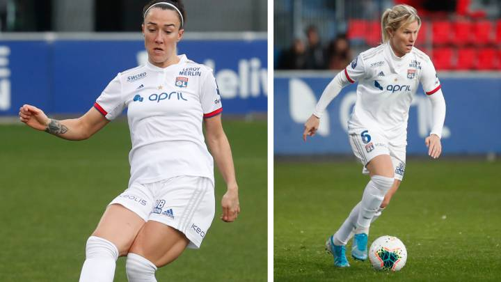 Lucy Bronze And Amandine Henry To Discuss Women S Football At 14th Dubai International Sports Conference As Com
