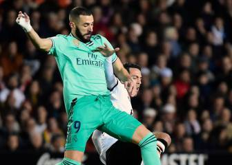 Benzema saves Real Madrid from defeat at the death