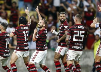 Flamengo out to prove they're better than Liverpool