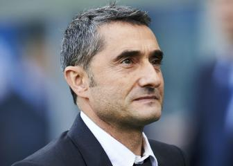 Valverde wary of 'dangerous' Napoli in last 16
