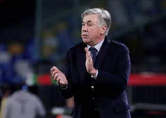 Everton issue statement regarding Carlo Ancelotti link