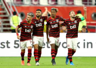 Flamengo prove too strong for Al Hilal