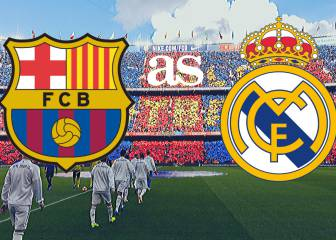 Barcelona vs Real Madrid: how and where to watch El Clásico