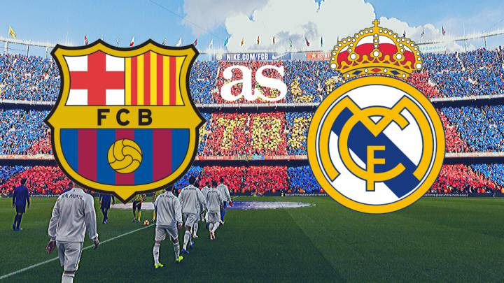 Barcelona Vs Real Madrid How And Where To Watch El