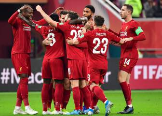 Last-gasp Firmino winner sees Liverpool progress to CWC final