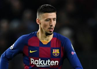 Lenglet denies Varane's penalty claims and backs VAR