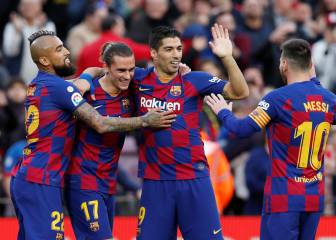 Barcelona cruise to victory against Alavés