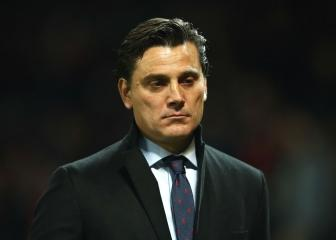Fiorentina pull the plug on Vincenzo Montella