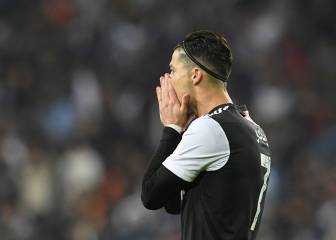 Ronaldo and Juventus fall to Lazio in Italian Supercup