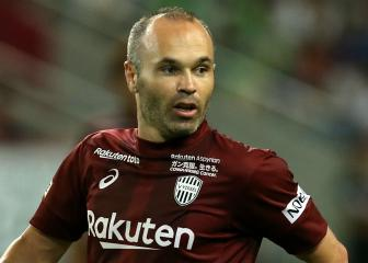 Verón planning talks with Iniesta over Estudiantes move