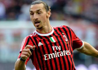 Zlatan Ibrahimovic agrees to AC Milan return