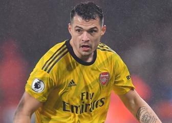 Arsenal's Xhaka has agreement with Hertha Berlin, says agent