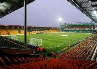 Norwich vs Tottenham: Premier League live!