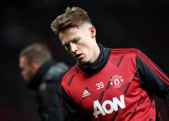 McTominay facing three weeks on the sidelines