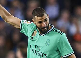 Real Madrid put Benzema deal at the top of priority list