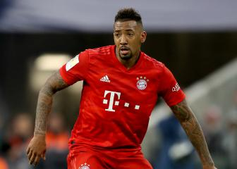 Boateng will have the last word on his future - Hansi Flick