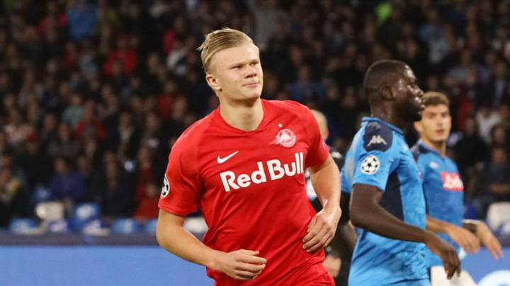 Haaland Agent Raiola Denies Man Utd Story Over Demands As Com