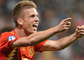 Dani Olmo: Barcelona have made a formal offer