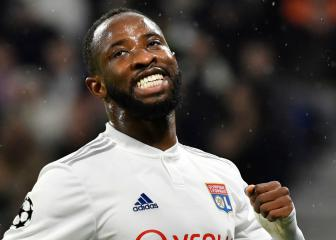 Lyon respond to Moussa Dembélé links with Chelsea
