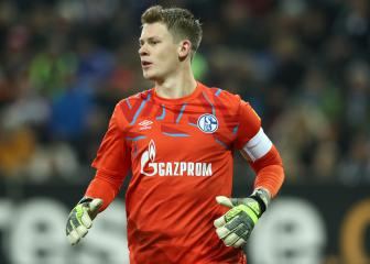 Bayern to sign Schalke keeper Nubel on free transfer