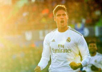 Varane, Modric and Soria o.g. give Real perfect start to 2020