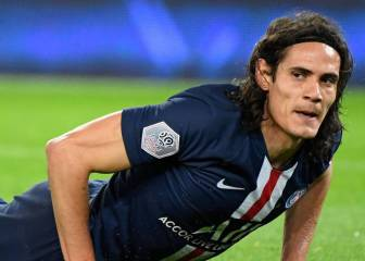 PSG coach Tuchel expects Cavani to stay despite mooted Atlético move