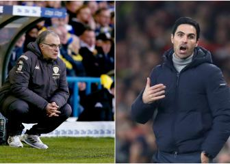 Bielsa says Arteta has more qualities than just being Pep's former assistant