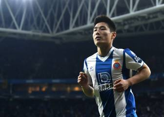 Espanyol salvage point against Barça with late Wu Lei strike