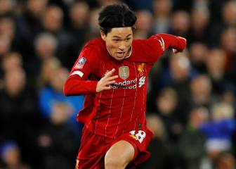 Takumi Minamino toasts Liverpool debut a win