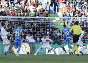 Real Madrid achieve best defensive record in 32 years