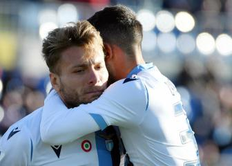 Lazio equal club record for consecutive Serie A victories