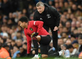 Solskjaer outlines
