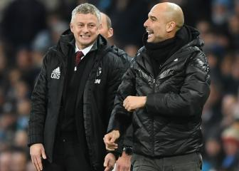 Guardiola: Solskjaer's United starting to play like Ferguson's
