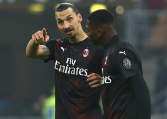 Zlat's back but Ibrahimovic alone cannot save this Milan