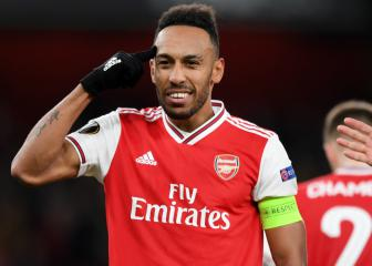Aubameyang: I'm Arsenal captain and I love this club