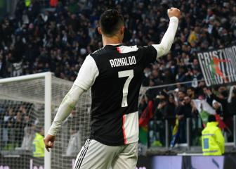 Sarri: Ronaldo's knee problem is behind him