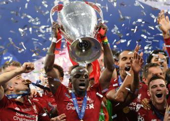Mané beats Salah, Mahrez to CAF African Player of the Year award