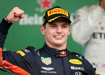 Max Verstappen signs Red Bull contract extension to 2023