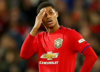 Rashford says United have to find spirit they showed against PSG to overcome City