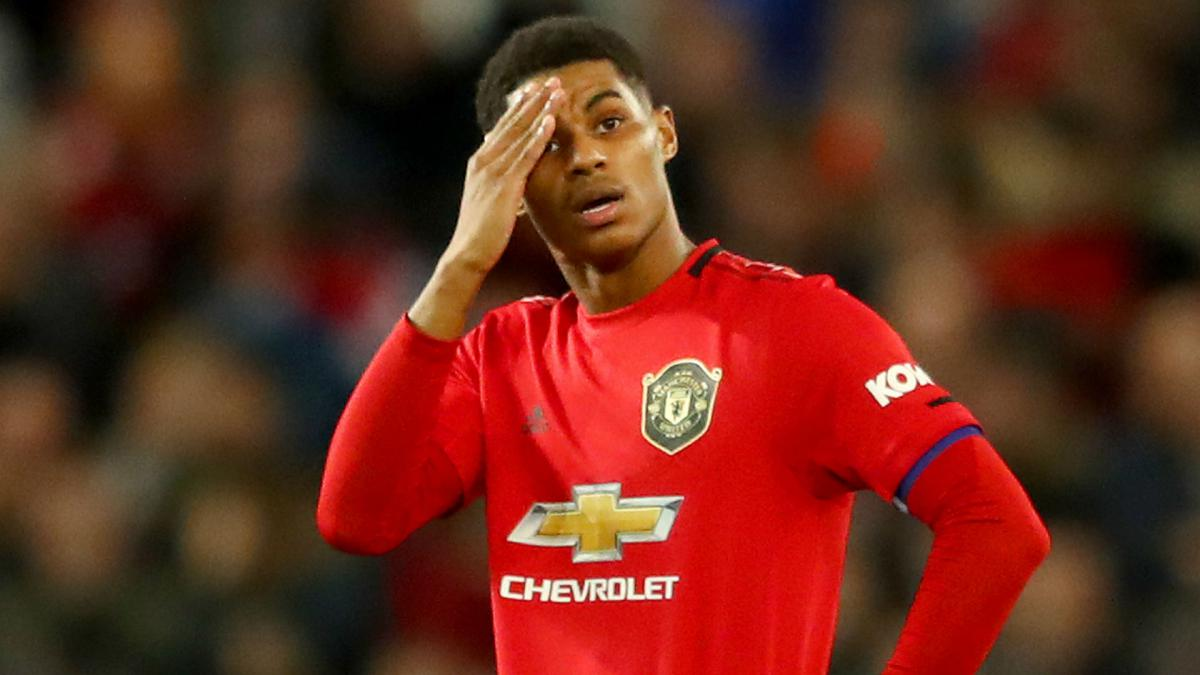 Rashford says United have to find spirit they showed against PSG to overcome City - AS.com