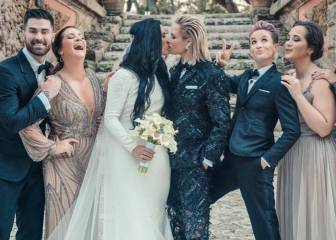 USWNT Stars Ali Krieger & Ashlyn Harris enjoy luxury wedding in Miami