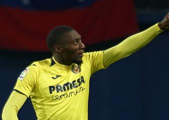 Villarreal tell Lyon to up their offer if they want striker Ekambi