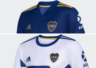 After 23 years with Nike, Boca Juniors unveil new Adidas kit