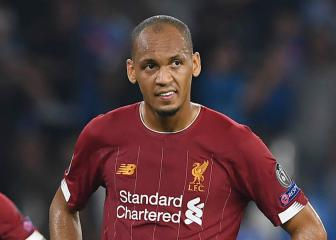 Fabinho, Lovren close to Reds return but no Milner, Keita at Spurs