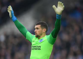 Bushfire pledge: Mat Ryan running total for EPL saves