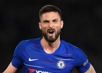 Lampard clarifies club's stance on Giroud to Inter rumours