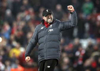 Liverpool chasing longest unbeaten run records