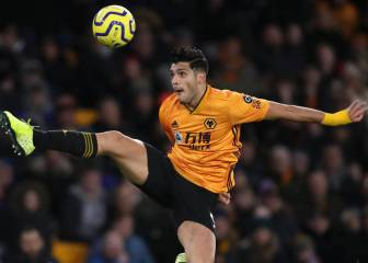 Raul Jimenez starts against Newcastle but couldn't score